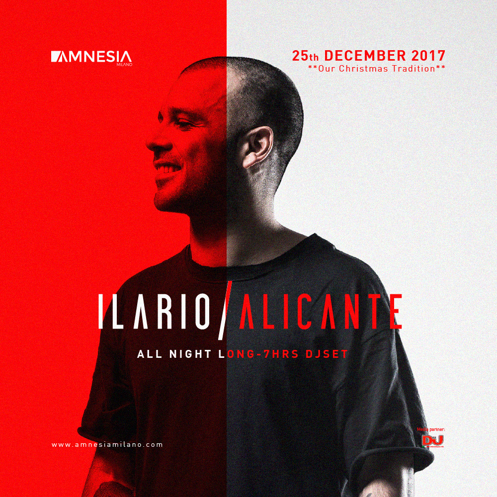 Our Christmas Tradition w/ Ilario Alicante – all night long