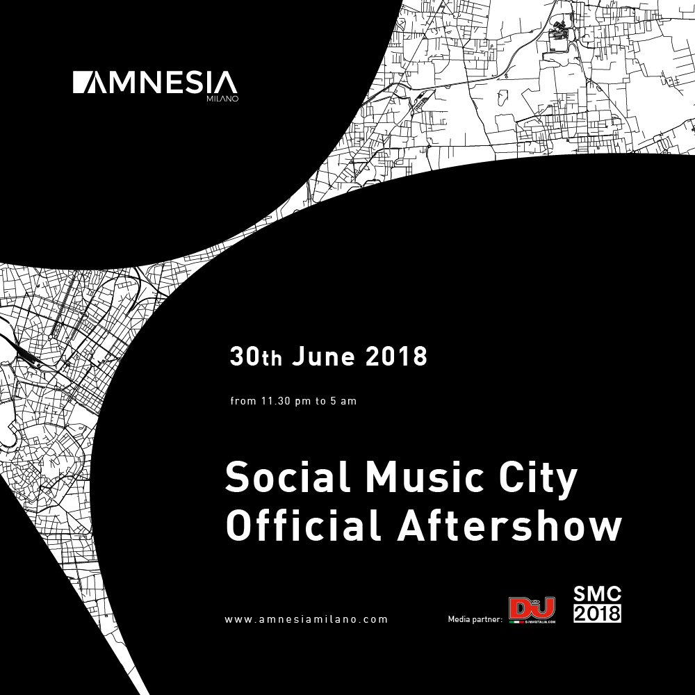 Social Music City – Official Aftershow