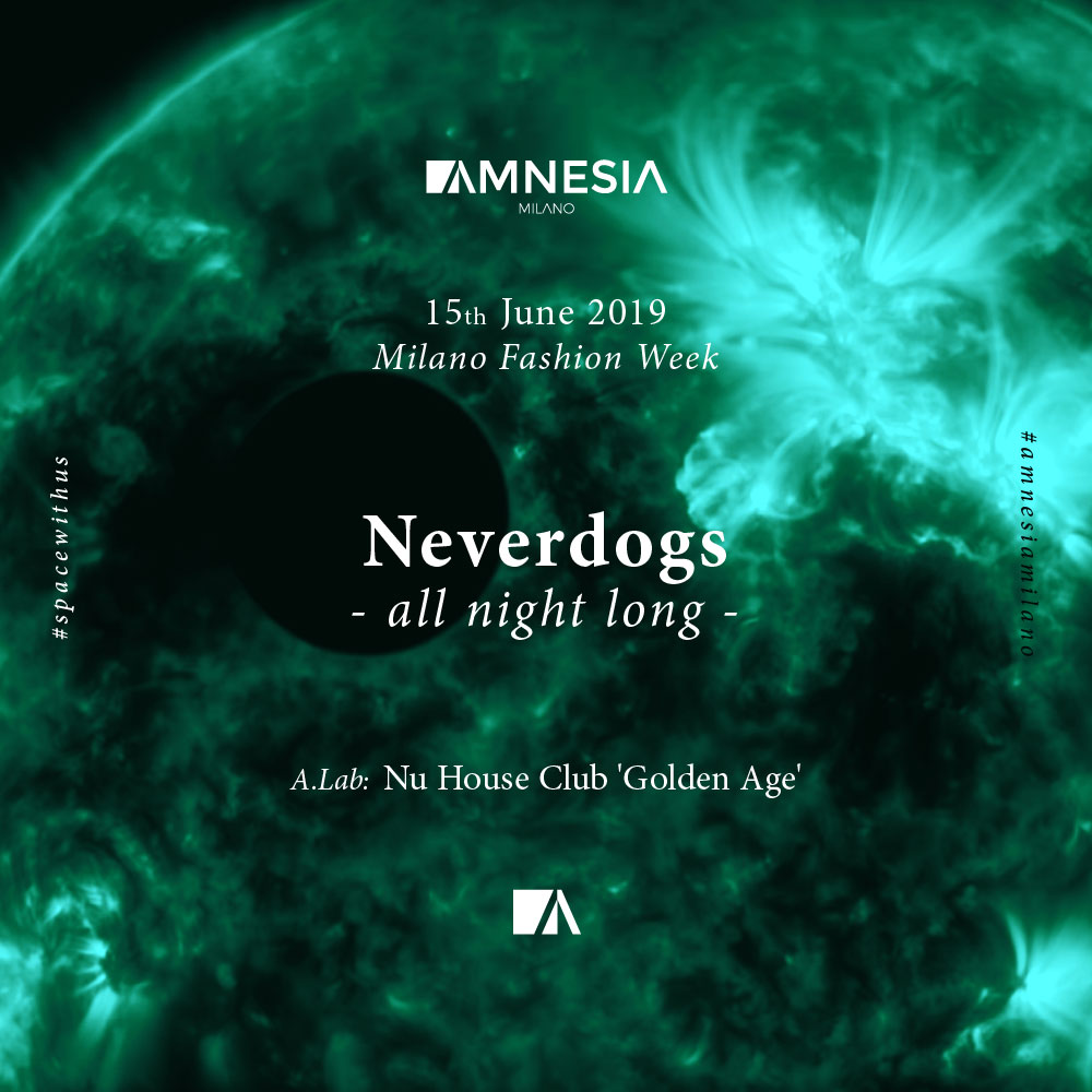 Neverdogs – all night long